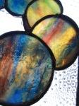 close up of the circles – fantasticcolor