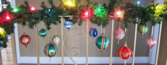 Aunt Della's Christmas Balls