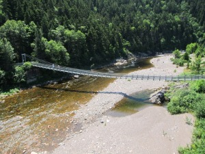 Salmon River Bridge