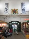 Old Market lower entrance