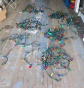Christmas Lights Down