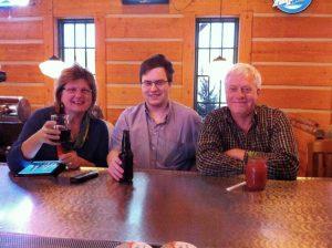 Birthday celebration at Montanas