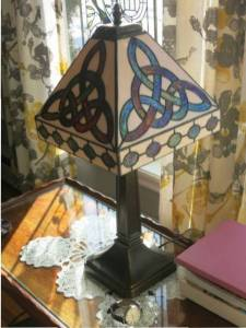 Celtic Lamp