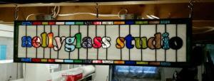 nellyglass studio panel