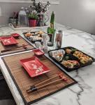 Ta-Ke Sushi takeout